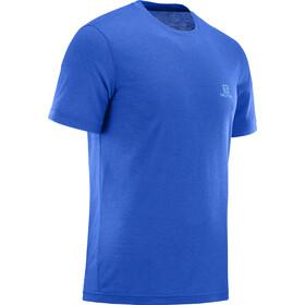 Salomon Exp*** SS Tee Herrer, nautical blue